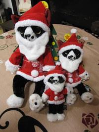 スクラッチのハッピークリスマス!