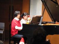 ピアノ教室☆クリスマス会