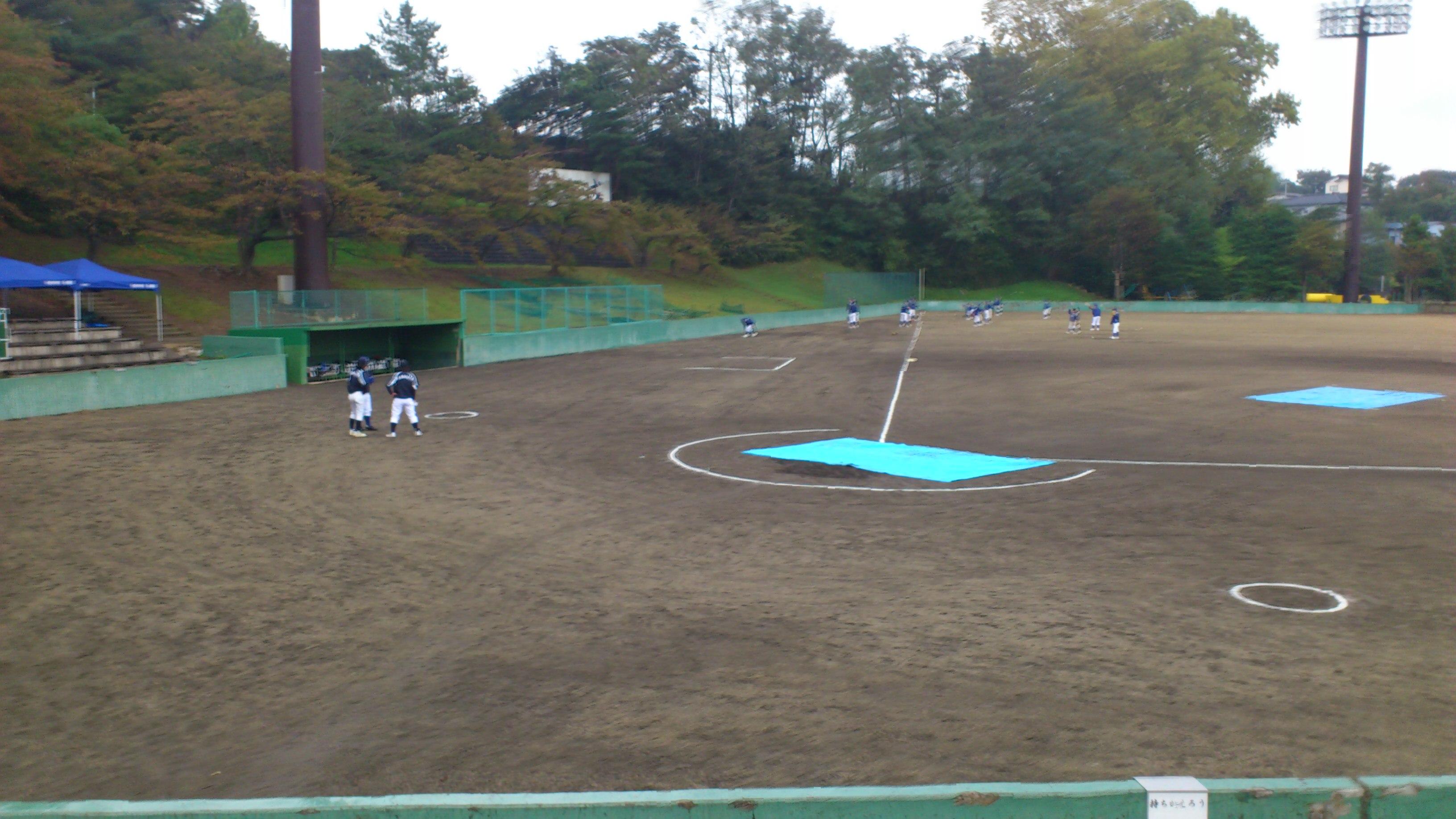 鳥海八幡野球クラブ:2013年10月