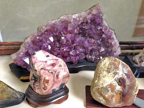 アメジスト紫水晶