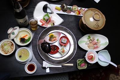 仙荘さんの夕食