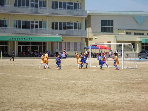 サッカー酒田地区リーグ