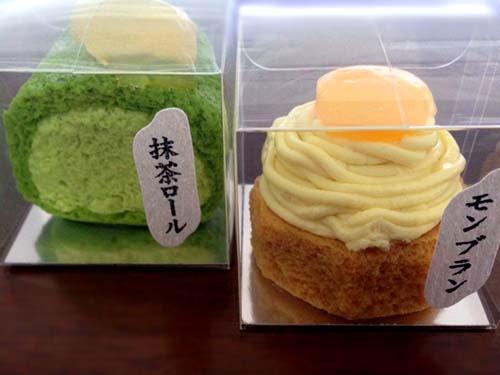 「ずずや」さんのお供え菓子(シリコン製)