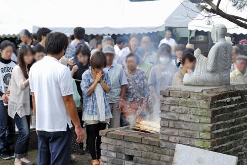 庄内ペット霊園合同供養祭