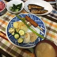 ロースト野菜