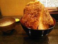 特ジャンボ会津ソースカツ丼