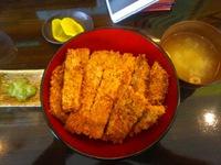 京都牛カツ塩わさび丼