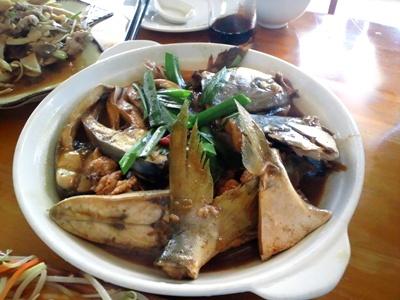 中国の料理