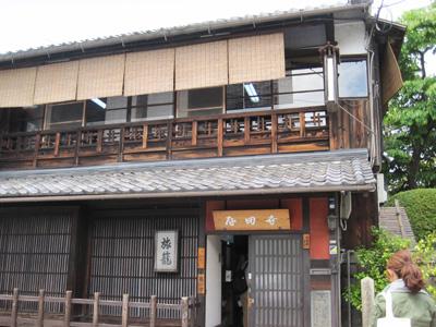 坂本龍馬の寺田屋