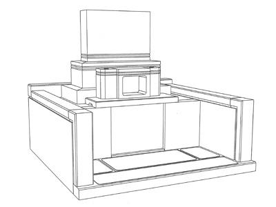 墓石設計図