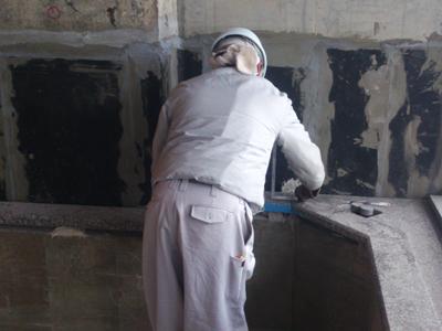 山形県市町村職員共済組合保養所 うしお荘様の耐震補強等の工事