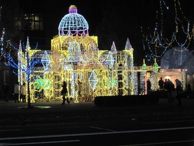 広島のイルミネーション