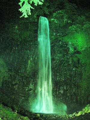 酒田 玉簾の滝