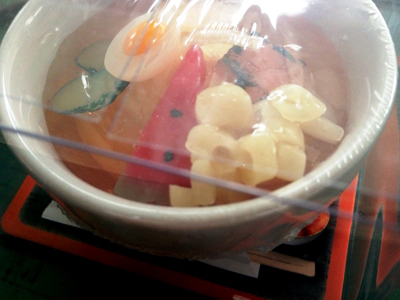 冷麺キャンドル