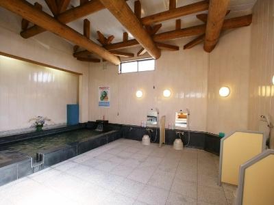 松岬:ホテル平成大浴場
