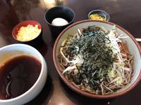 斬新蕎麦、東京つけ麺♪
