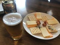 昼ビール、ピザランチ♪