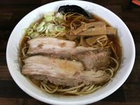 太麺屋の細麺♪