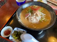 カスタム担担麺♪