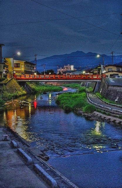 ◇第拾肆夜◇たそがれ探訪〜矢来橋