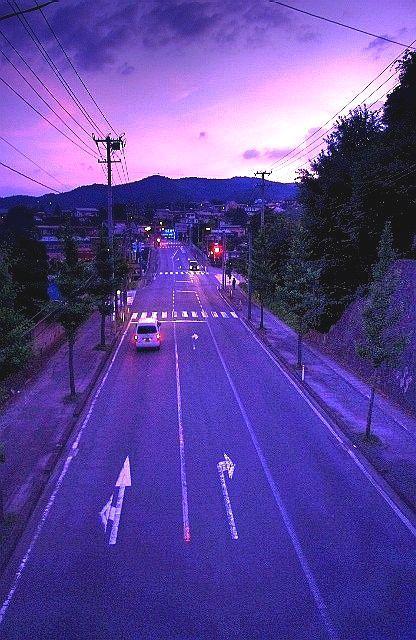 ◇第拾参夜◇たそがれ探訪〜道路
