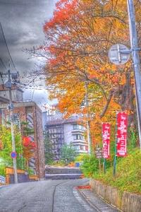 ◇第243話◇月岡神社の紅葉