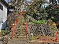 ◇第93話◇謎の石垣と大きな岩