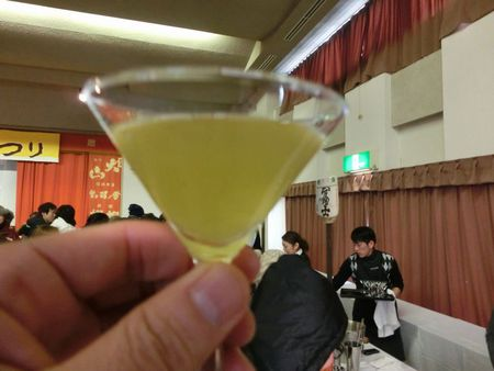 カクテルパーティー♪ ~第20回 大山新酒・酒蔵まつり①~