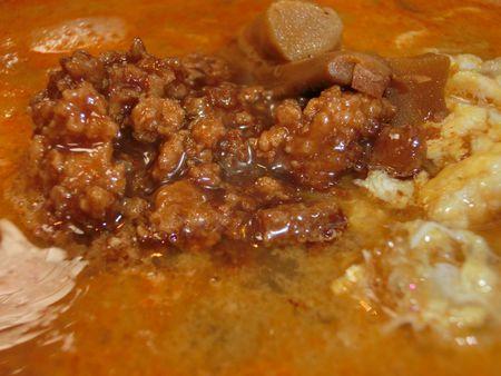 123(ひふみ)の坦々麺♪