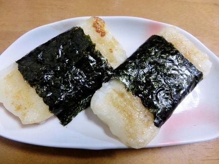 東根菓子舗さんの『バター餅』