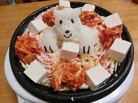 白くま鍋♪