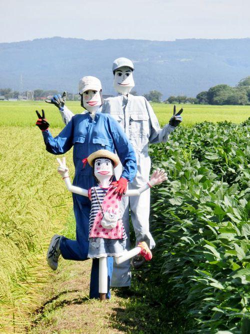田園の家族♪
