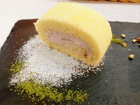 米粉のケーキプレート♪
