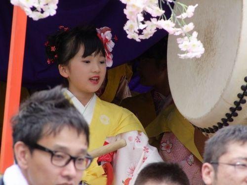 大山犬祭り'2015