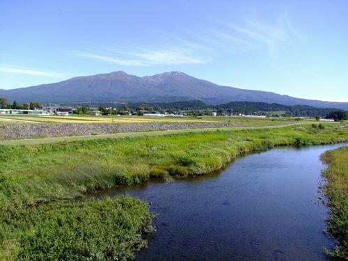 10月1日の鳥海山♪