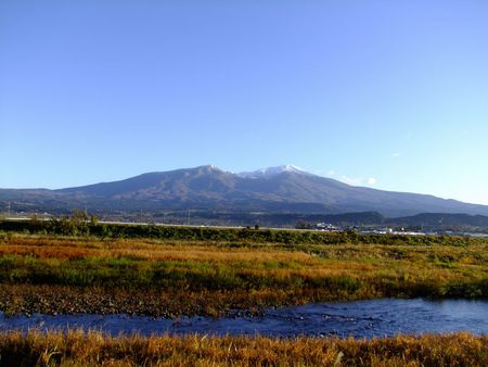 11月12日の鳥海山