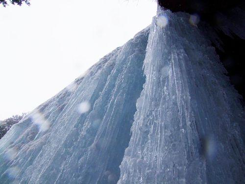 鳥海山二ノ滝氷柱トレッキング♪