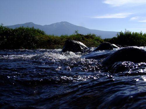 今朝の山容水態♪