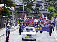 大山犬祭り ♪