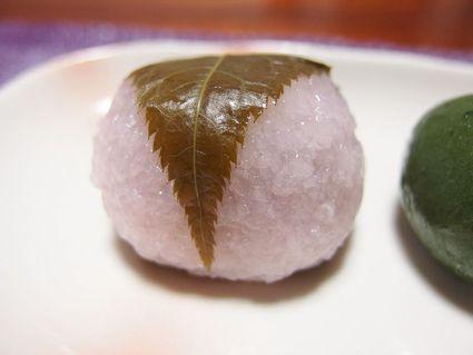今年も草餅桜餅♪