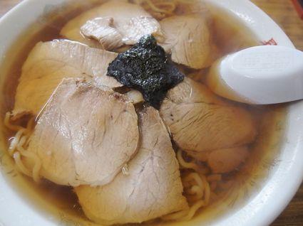 昇月さんのチャーシュー麺♪