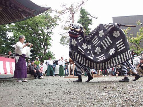 鶴岡天神祭り'17