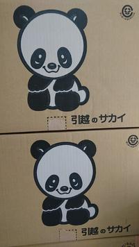 パンダとのたたかい!