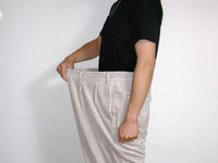 去年のズボン ~私の生活改善①~