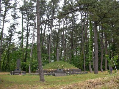 石原莞爾 墓所