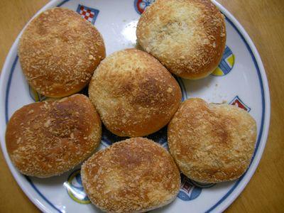 『BAKU麦』のカレーパン
