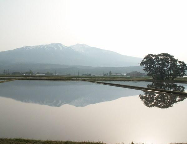 丸子の鳥海山