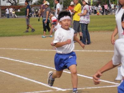小学校運動会'08
