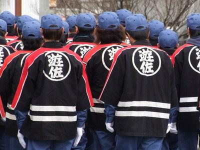 消防出初式'09