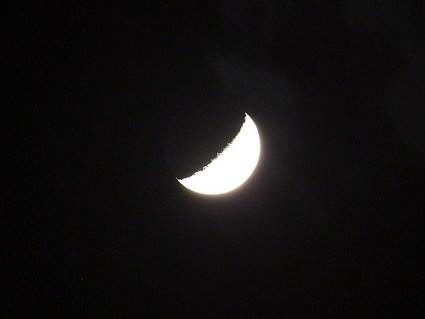 今宵の月♪